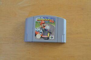 Mario Kart 64 - N64 Nintendo 64 - Cartridge only - Pal - Working