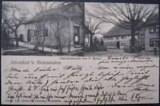 GERMANY~1900's ALTENDORF b. HOLZMINDEN ~ Gastwirtschaft von O. Heller