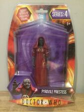 """Dr Who 5"""" action figure Pyrovile Priestess Series 4 OOP Character Options Doctor"""