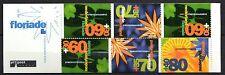 Netherlands - 1992 Summer welfare / Flowers - NVPH PB45 booklet MNH