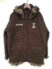 Adidas Star Wars Wookie Jacket Chewbacca style Originals Limited NEW w/ Tags