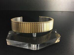 "Armis / Bracelet Montre Type Speidel-Fixoflex 16MM "" New Ancien Stock 1960-1970"