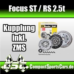 LUK Kupplungsset inkl. Zweimassenschwungrad ZMS - Focus RS, Ford Focus ST, MK2
