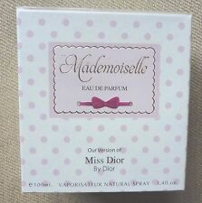 Mademoiselle- Eau De Parfum -Our Version of Miss Dior by Dior- Factory Sealed
