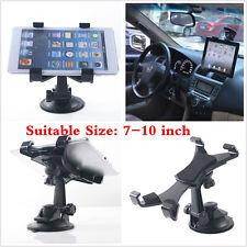 New 7-10inch Tablet Car Windshield Instrument Desk Bracket Ipad GPS Mount Holder
