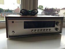 Vintage Sharp Solid State Stereo Tuner ST-510H FM MW LW MadeIn Japan Refurbished