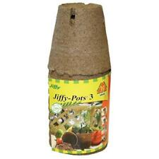 Plantation Products Jp310 3 in. Round Jiffy Pot - 10 Pack