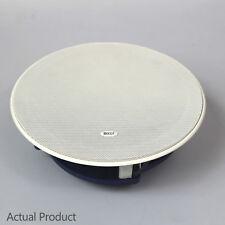 Kef Ceiling In-Wall Speaker Ci 200 QR Full Range UNI-Q Background Flush Thin