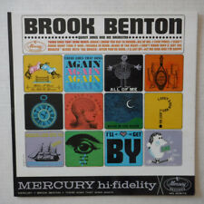 "12"" 33 RPM SEALED LP - BROOK BENTON – ""THERE GOES THAT SONG AGAIN"" - MERCURY LBL"