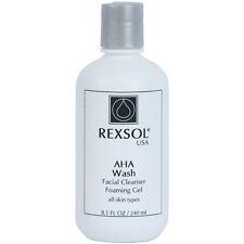 REXSOL AHA Wash Facial Cleanser Foaming Gel
