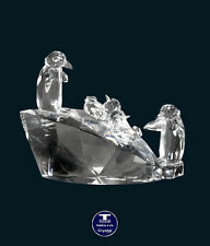 "[SPECIAL OFFER] ""Penguins Family"" Austrian Crystal Figurine was AU$135.00"