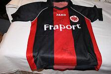 Eintracht Frankfurt  Shirt Gr. XS  Alt  Mit Autogrammen