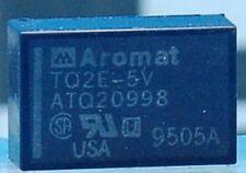 Lot 50 AROMAT TQ2E-5V ATQ20998 MINI DIP RELAY 5v