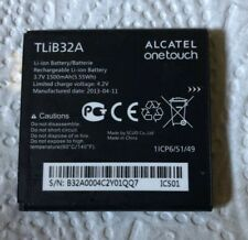 GENUINE ALCATEL TLiB32A BATTERY FOR ALCATEL ONE TOUCH 991 OT-991 1500mAh