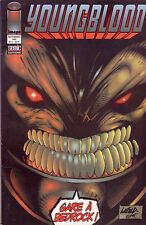 Youngblood N°4 - Semic-Image Comics Novembre 1995 - TBE