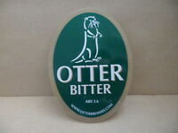 Otter Brewery Otter Bitter Ale Beer Pump Clip Pub Bar Collectible NEW