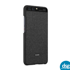 Genuine Huawei P10 Tough Car Case Cover with Magnetic Plate - Dark Grey