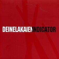 DEINE LAKAIEN Indicator LIMITED 2CD Digipack 2010