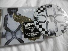 SANTOGOLD GITES INTITULÉ ALBUM CD 12 PISTES 2008 DOWNTOWN MUSIQUE