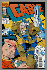 Cable #3 First Weasel Deadpool Movie Vf-