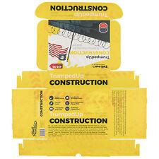 TrumpedUp Border Wall Construction Kit: Funny Trump Gag Gift Prank Novelty Box
