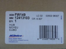 12413103 (FW149) - Hub & Bearing - GM ACDelco OE Service