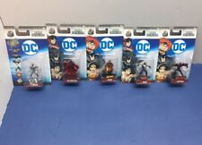 Nano Metalfigs BATMAN AND CYBORG!!! LOT!!! DC 60,61,56,59,51!!! BAM 💥!!!!!
