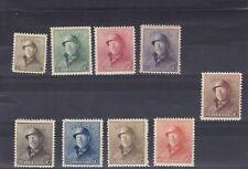 timbres belgique lot casqué neuf °°