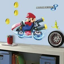 MarioKart 8 RoomMates Vinyl Wall 7 Giant Bedroom Decals Stickers