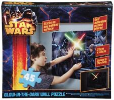 Star Wars 45 Piece Wall Puzzle, Glow in The Dark