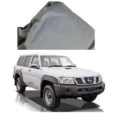 Car Cover Suit Nissan Patrol 4WD SUV 4.66-5.1m WeatherTec Ultra Soft Non Scratch