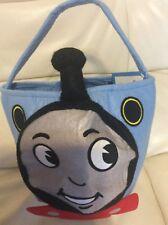 Pottery Barn Kids Thomas & Friends Halloween Treat Tote Bag No Mono NWT Train