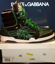 dolce and gabbana mens sneakers size 9
