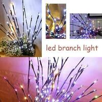 Romantic Twigs with LED Fairy Lights Branch Decorative Lamp Light Twig H0L6