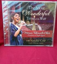 The  Most Wonderful Time of the Year by Mormon Tabernacle Choir/Natalie Cole...
