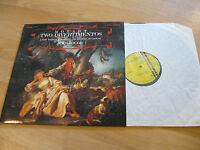 LP Mozart Two Divertimentos Janos Rolla Vinyl Hungaroton Ungarn SLPD 12387