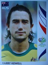 Panini 432 Harry Kewell Australien FIFA WM 2006 Germany
