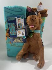 Scoob! 2 piece bath towel and Scooby Doll set New