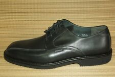 Mephisto Black Leather Bicycle Toe LEFT SHOE Oxford 11.5 AMPUTEE Goodyear Welt