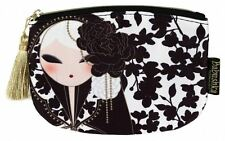 Babushka by Kimmidoll Japanese Wallet Purse Clutch Zip Coin Bag OFFICIAL NEW