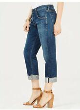 Citizens of Humanity Jeans Size 24 Emerson Crop Slim BOYFRIEND Whitaker Wash