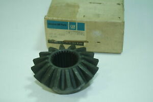 1973-1981 CHEVROLET GMC 4X4 FRONT DIFFERENTIAL SPIDER SIDE GEAR GM 3779581 NOS