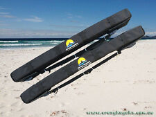 B/N - Deluxe Soft Roof Rack XLarge Kayak Surfboard SUP Snow board Surf ski