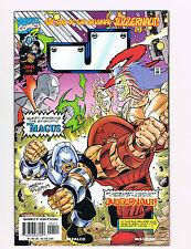 J2, THE SON OF THE ORIGINAL JUGGERNAUGHT!, VOL. #1, # 4, JANUARY 1999