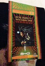 Bob Marley Woven Tapestry Throw ( Dreadlocks) By Funky People