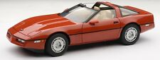 1986 Chevrolet Corvette RED 1:18 AUTOart 71241