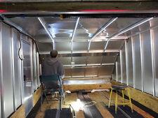 Box Trailer Interior 12 volt Lighting KIT --- LED --- 300 LED's TOTAL --- 12vDC