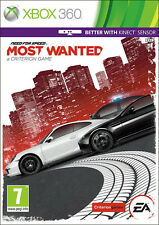Need for speed: most wanted XBox 360 ~ (en très bon état)