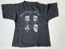Metallica Shirt Tour 1991 Vintage Europe