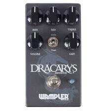 Wampler Dracarys Distortion Guitar Effect Pedal New